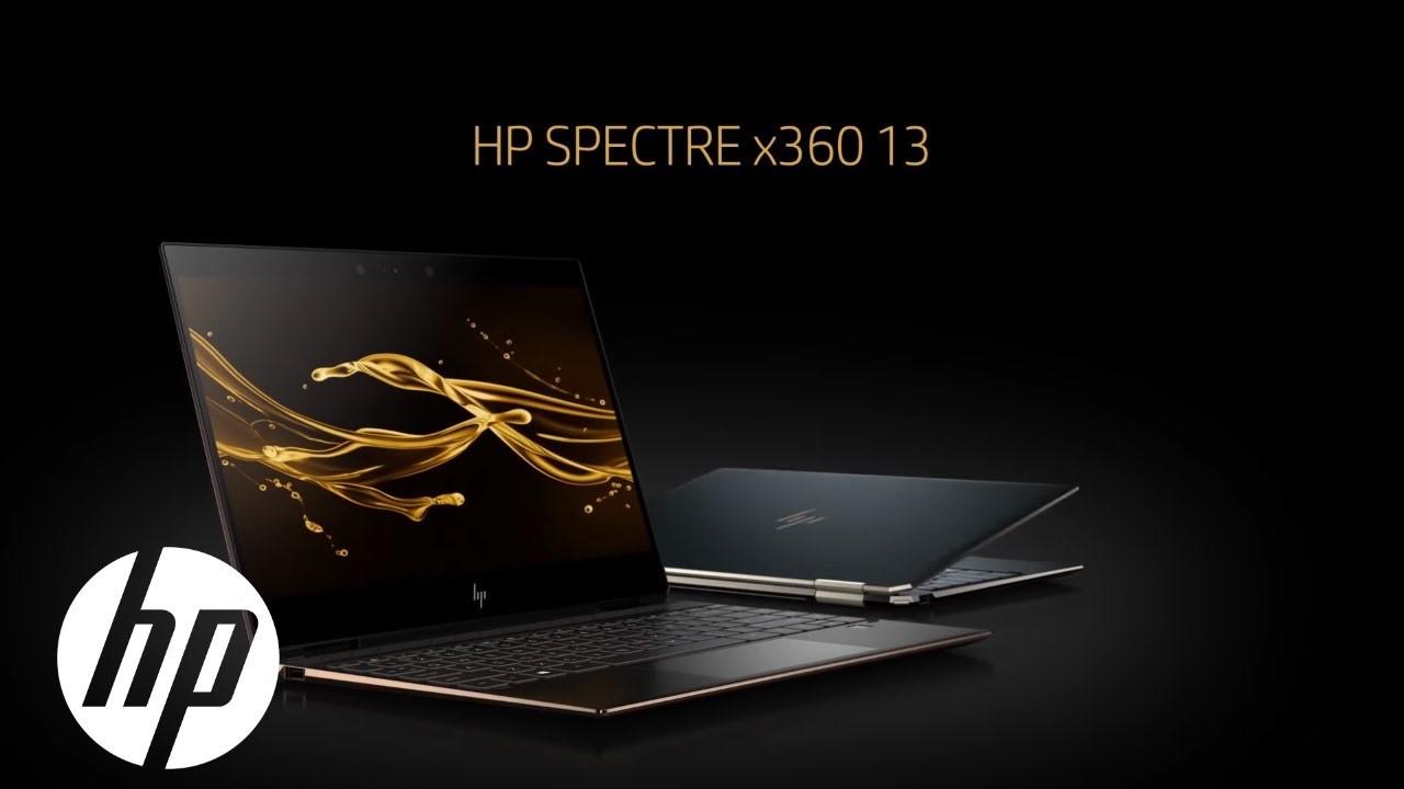 HP SPECTRE x360 13 9WP58PA#UUF - RM5599